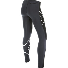 2XU G2 Wind Defence Compression Tights Herr black/steel